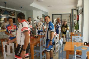 """Desayuno en Hostal Puerto Beach """"eurociclismogranadasur"""""""
