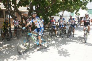 Punto de Partida eurociclismogranadasur en calle timón-1
