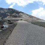 subida al Veleta en Mountain Bike